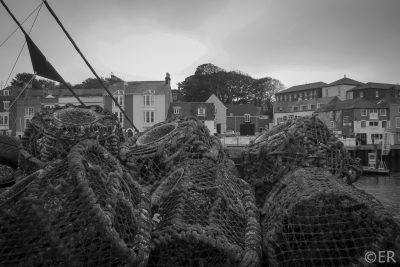 Fishing pots, Weymouth Harbour